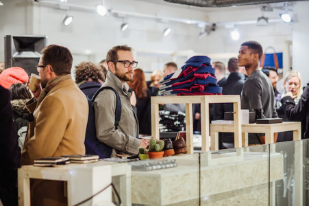 The Dandy Lab, London retail, retail trends, retail innovation, technology trends in business, trend tours,