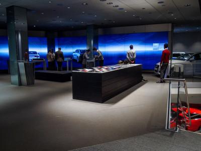 Audi City, retail innovation, retail innovation factfile, visual merchandising, retail tech, trend tours, London retail trends, London retail innovation