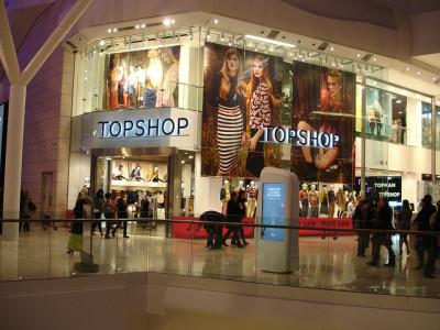 topshop, omnichannel, retail marketing, retail innovation, future of retail, Topshop westfield