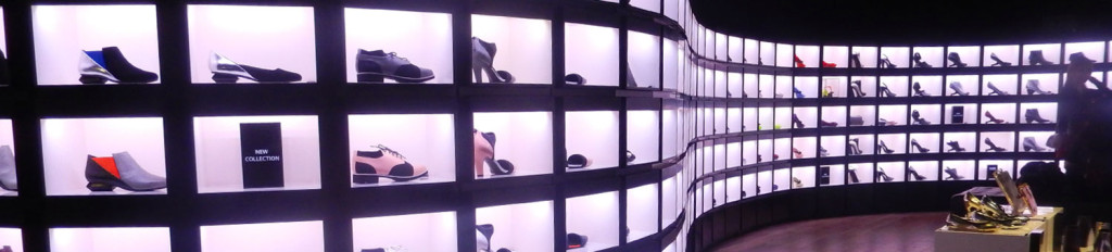 London retail trends, London retail safaris