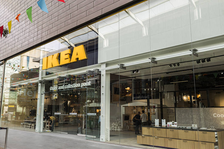 London retail openings september 2016 insider trends for Ikea shops london