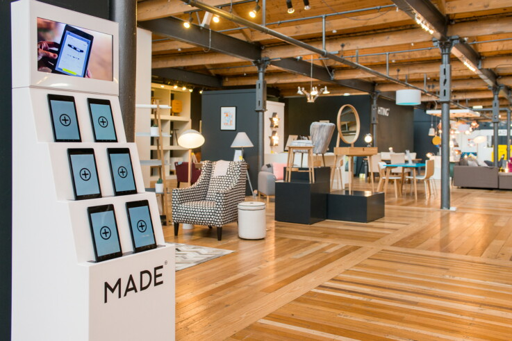 Made to last how e tailer has built a thriving physical retail busi - Www made com showroom ...