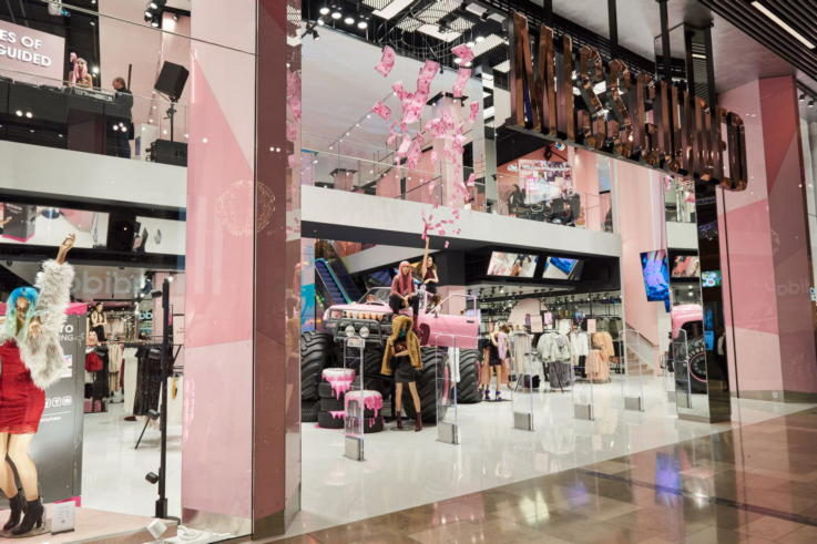 Missguided - Physical Retail