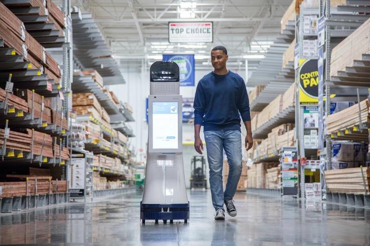 LoweBot technology innovation