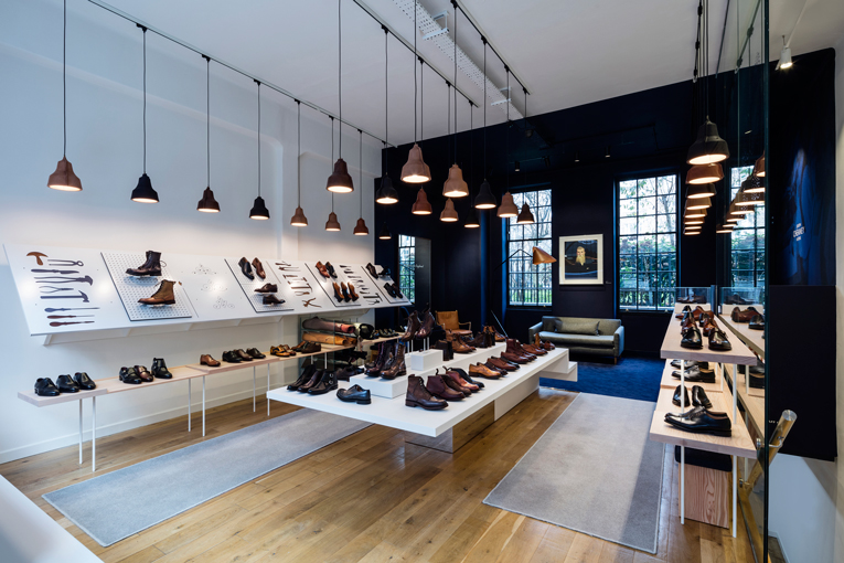 The best of london retail openings march 2017 insider trends for Retail design companies london