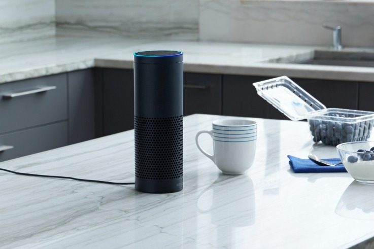 Amazon Echo future of retail technology