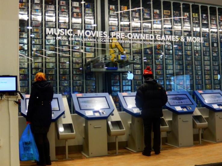 Robotics - Retail Inovation