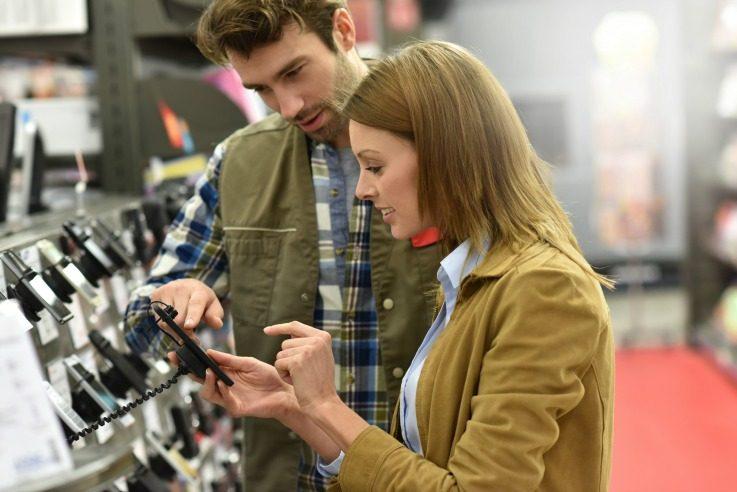 smartphones retail trends 2017