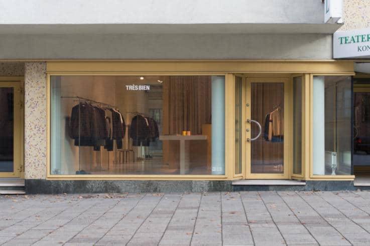 Très Bien - Retail Store Design