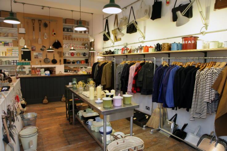 Labour and Wait - London Concept Stores
