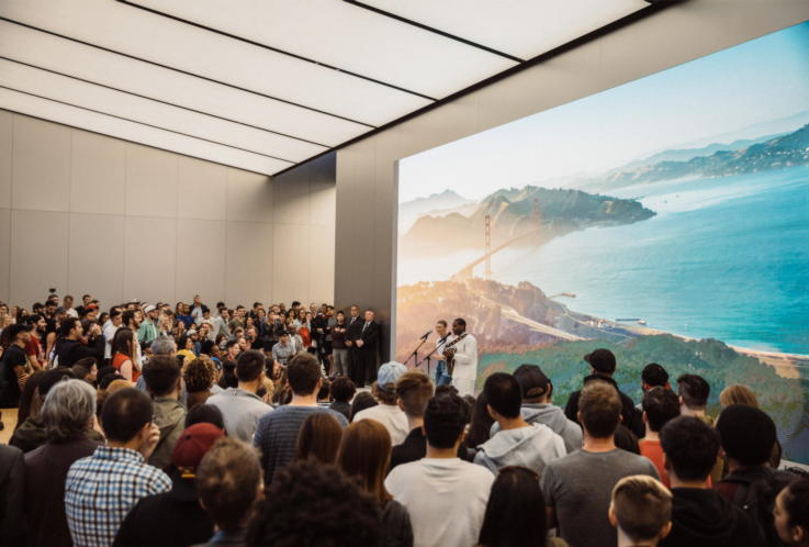 Apple - Retail Strategy