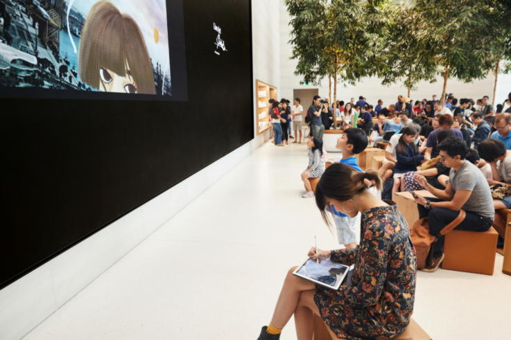 Apple - Store Strategy