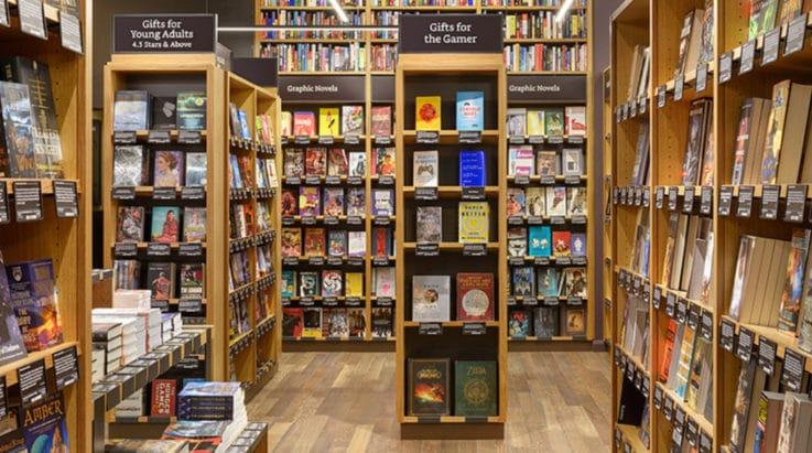 Amazon - Brick-and-mortar Retail