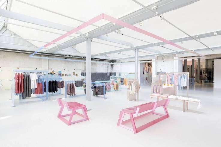 Physical Retail - Retail Design
