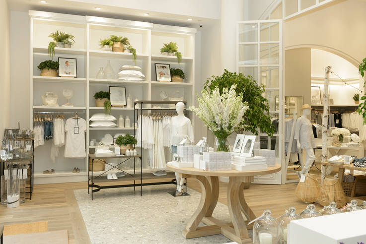 Visual Merchandising - Physical Retail