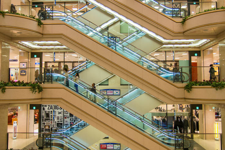 Department Stores - Physical Retail