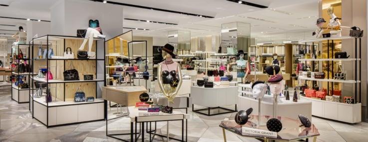 Visual Merchandising - Brick and Mortar Retail