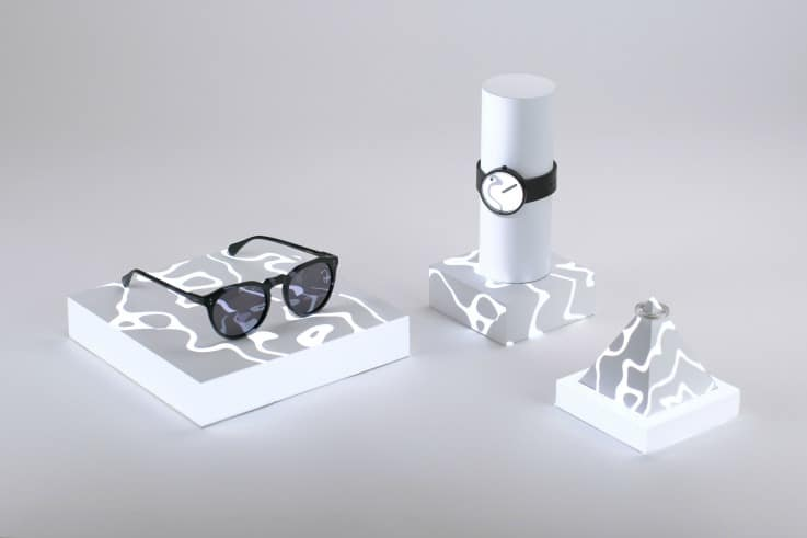 augmented reality interactive projection mapping retail