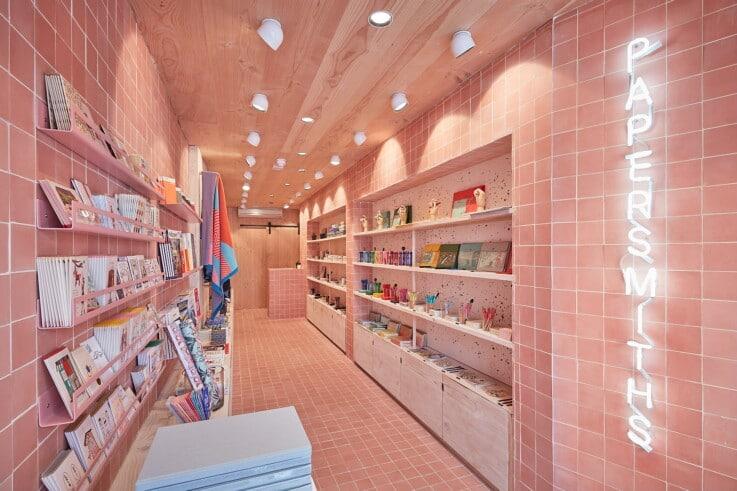 Papersmith Pop-up - Store Design