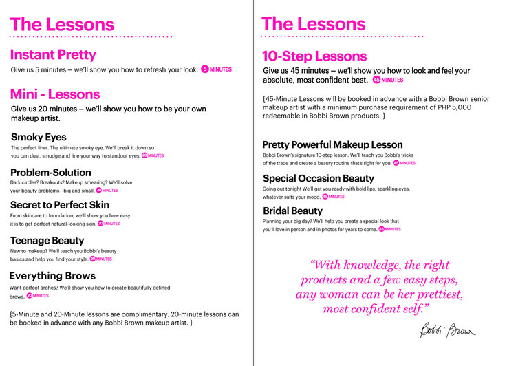 What Can Retail Learn From Bobbi Brown