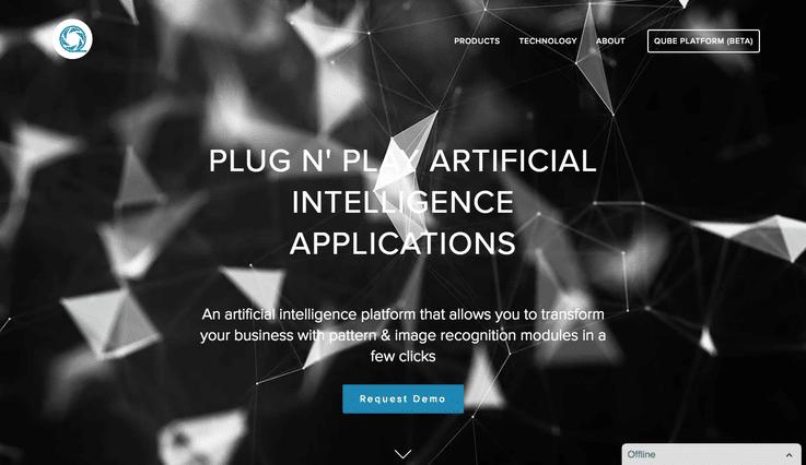 Qopius innovation retail tech start-up