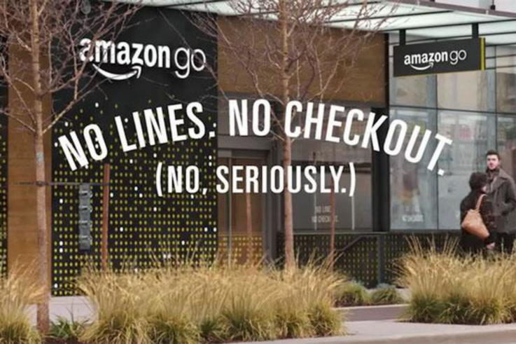Amazon Go - IoT