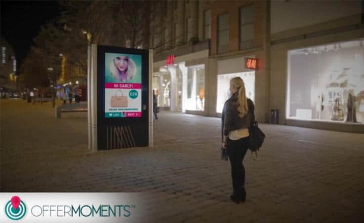 Offermoments - IoT Retail