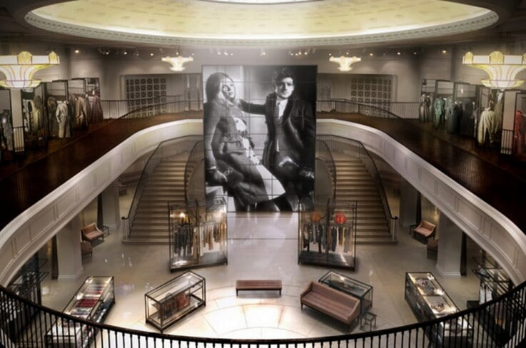 Luxury Brands - Flagship Store