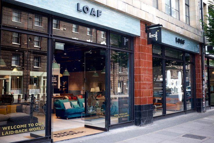 Loaf fast growing retail