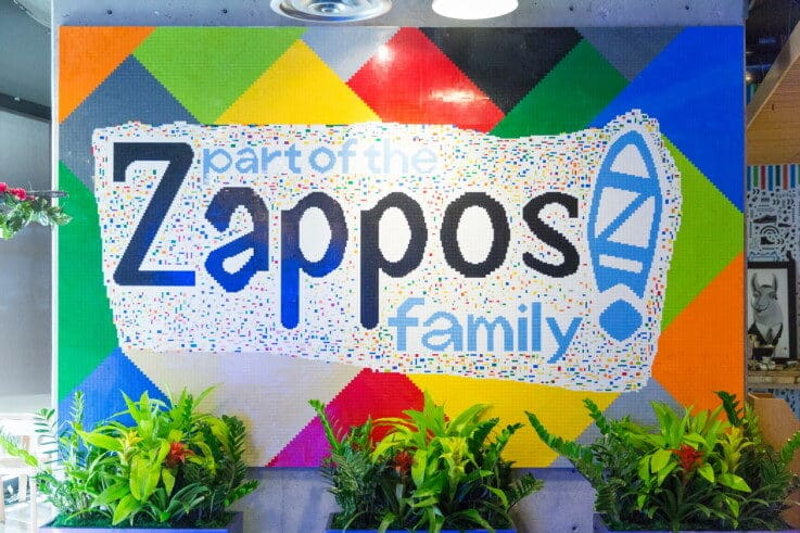 Zappos - Physical Retail