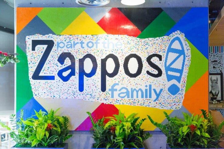 Zappos - Physical Retail