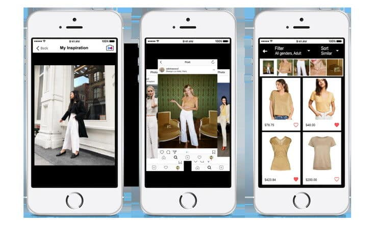 Syte - Retail Visual Search