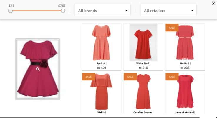 Syte - Visual Search In Retail