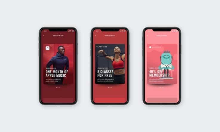 NikePlus membership loyalty