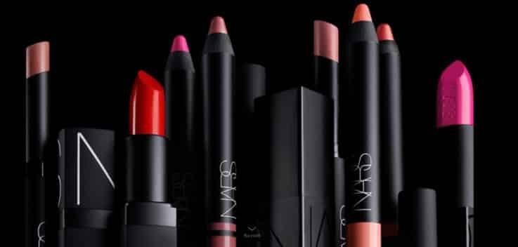 Shiseido NARS Lip Gallery travel retail
