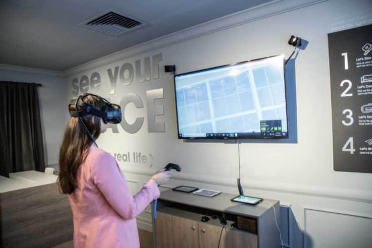 Macy's VR retail tech