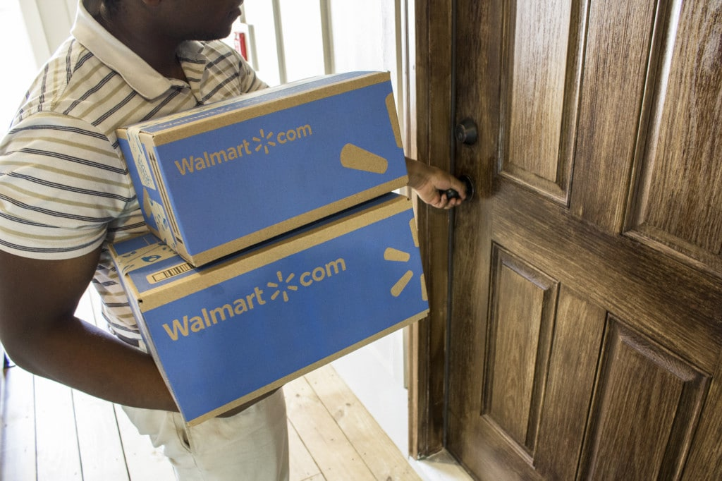 Walmart grocery delivery