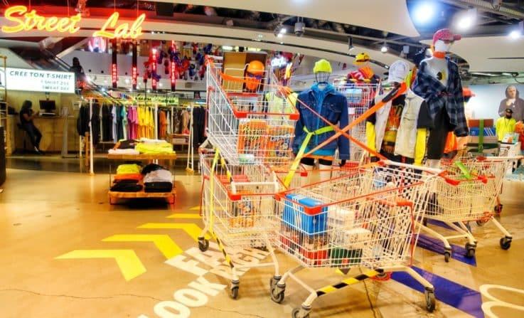 Citadium Paris retail