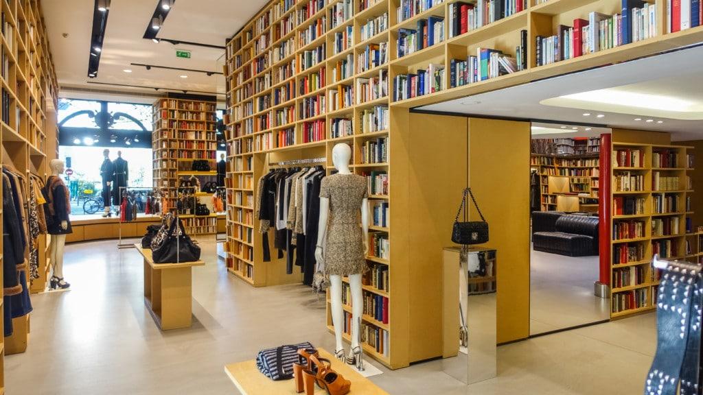 retail safari Paris