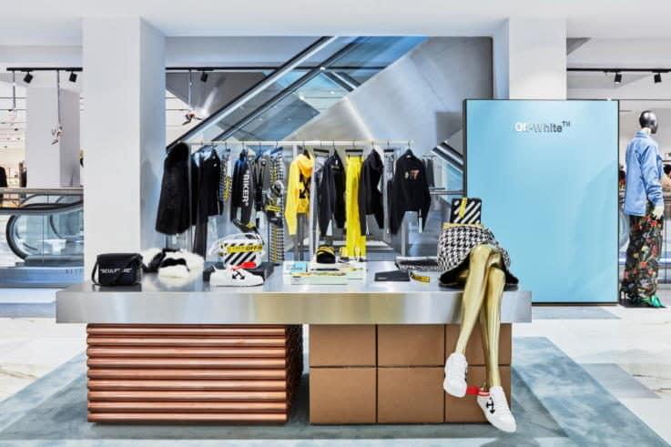 Studio Four IV - Retail Design