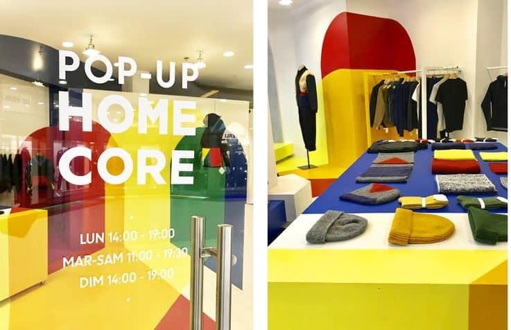 New Store Openings - Paris Retail