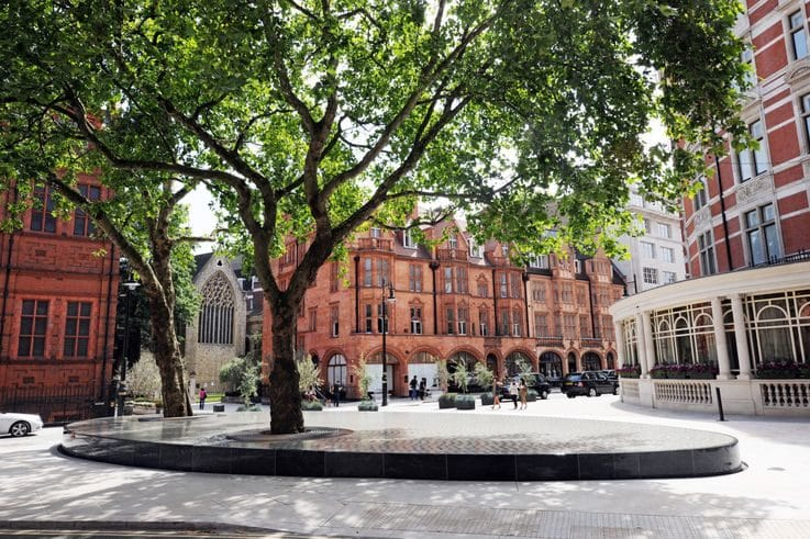 Grosvenor - Retail Real Estate Strategy