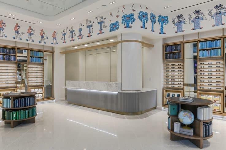 Partners & Spade - Retail Design