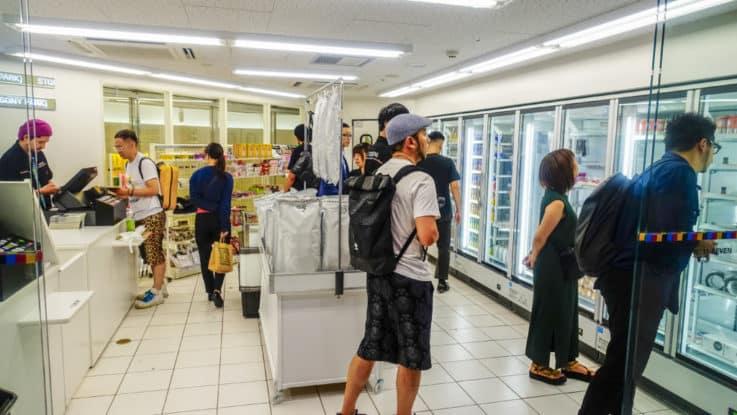retail concept store tokyo