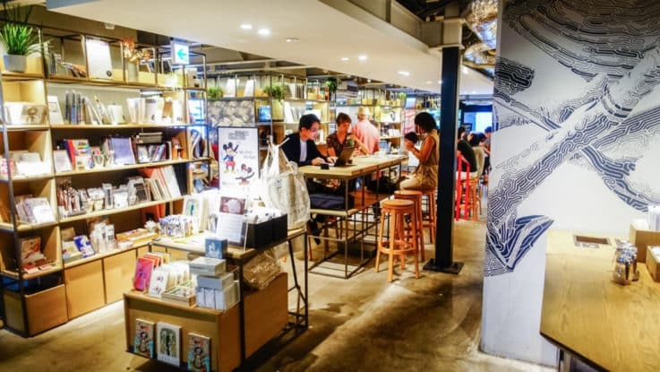 cafe coffee shop retail