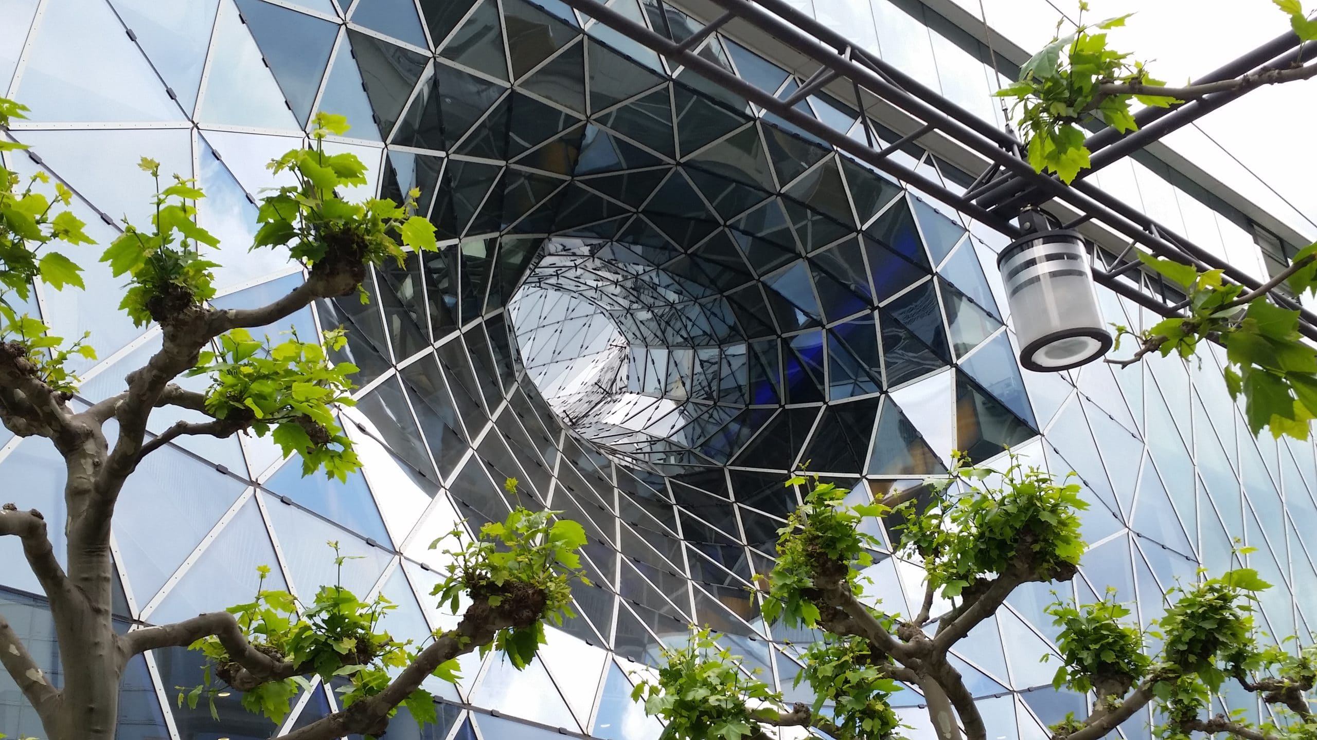 Frankfurt shopping centre