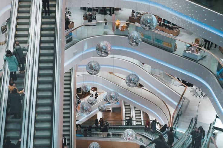 Shopping Fulfillment Center - Retail Innovation 2019