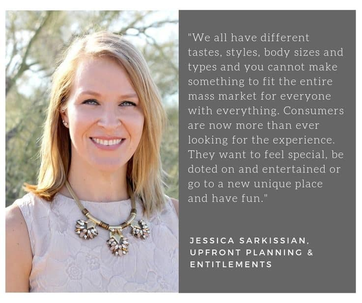 Upfront Planning & Entitlements - Jessica Sarkissian