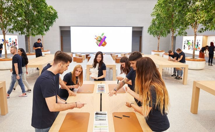 Brand Home - Apple