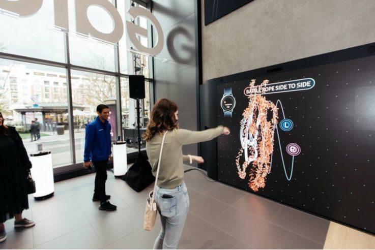 Retail Experience - Samsung